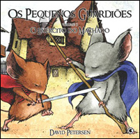 Os Pequenos Guardiões # 3 - O exército do machado
