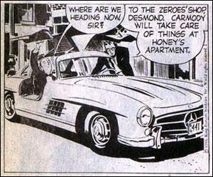 Mercedes - July 1956