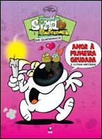 Simão e Bartolomeu em quadrinhos - Amor à primeira grudada e outras histórias