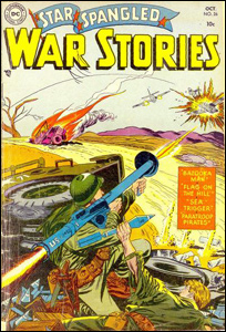 Star Spangled War Stories