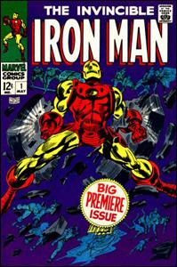 Iron Man # 1