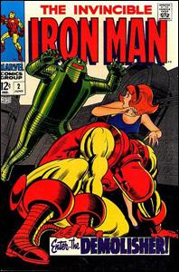 Iron Man # 2