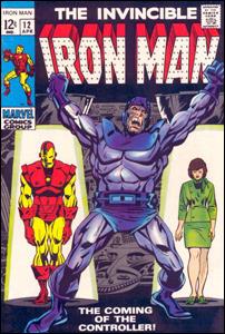 Iron Man # 12