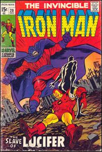 Iron Man # 20