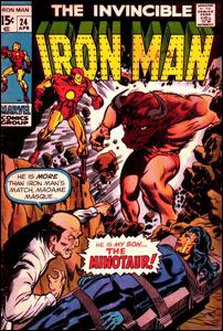 Iron Man # 24