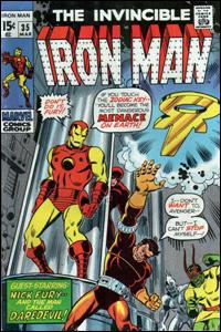 Iron Man # 35