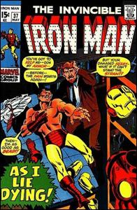 Iron Man # 37