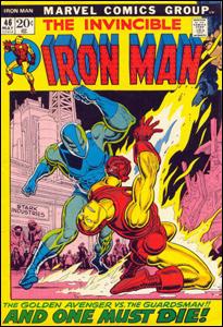 Iron Man # 46