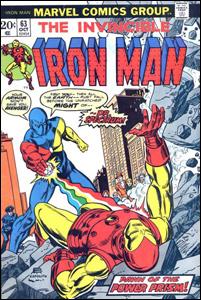 Iron Man # 63