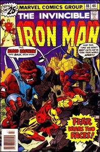 Iron Man # 88