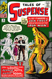 Tales of Suspense # 45