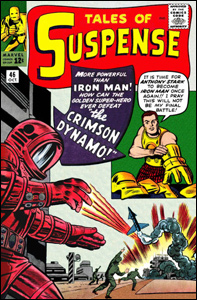 Tales of Suspense # 46