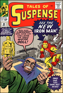 Tales of Suspense # 48