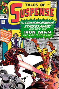 Tales of Suspense # 52