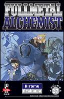 FullMetal Alchemist # 27