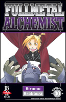 FullMetal Alchemist # 30