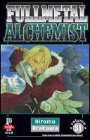 FullMetal Alchemist # 31