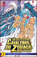 Os Cavaleiros do Zodíaco - The Lost Canvas - A Saga de Hades # 3