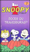 Snoopy # 7 – Doces ou Travessuras