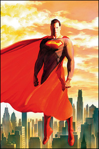 Superman por Alex Ross