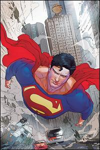 Superman por Renato Guedes