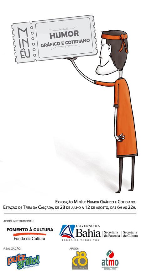Minêu: Humor Gráfico e Cotidiano