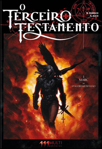 O Terceiro Testamento - Volume 1