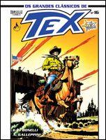 Os Grandes Clássicos de Tex # 16