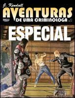 J. Kendall - Aventuras de uma Criminóloga Especial # 4
