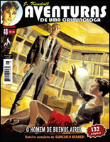 J. Kendall - Aventuras de uma Criminóloga # 48
