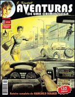 J. Kendall - Aventuras de uma Criminóloga # 41