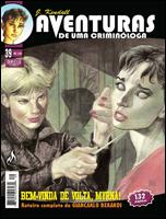 J. Kendall - Aventuras de uma Criminóloga # 39
