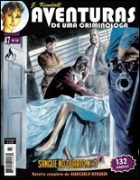 J. Kendall - Aventuras de uma Criminóloga # 47