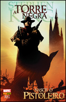 A Torre Negra - Nasce o Pistoleiro # 1