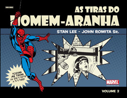 As Tiras do Homem-Aranha - Volume 2