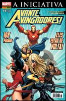 Avante, Vingadores!  # 15