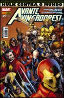 Avante, Vingadores! # 20