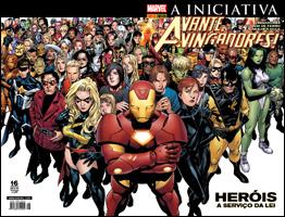 Avante, Vingadores! # 16