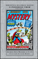 Biblioteca Histórica Marvel - Thor # 1