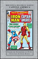 Biblioteca Histórica Marvel - Capitão América # 1