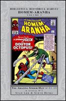 Biblioteca Histórica Marvel - Homem-Aranha # 2