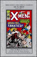 Biblioteca Histórica Marvel - Os X-Men # 2