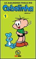 As melhores tiras do Cebolinha # 1