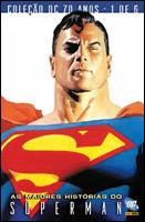 DC 70 Anos # 1 - As Maiores Histórias de Superman