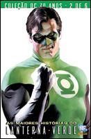 DC 70 Anos # 2 - As Maiores Histórias do Lanterna Verde