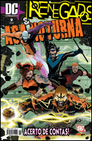 DC Apresenta # 9 - Renegados / Asa Noturna