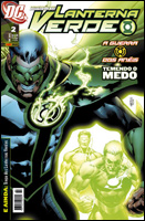 Dimensão DC - Lanterna Verde # 2