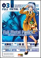 Full Metal Panic! # 3