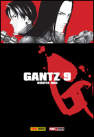 Gantz # 9