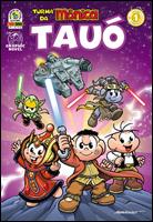 Turma da Mônica Graphic Novel - Tauó